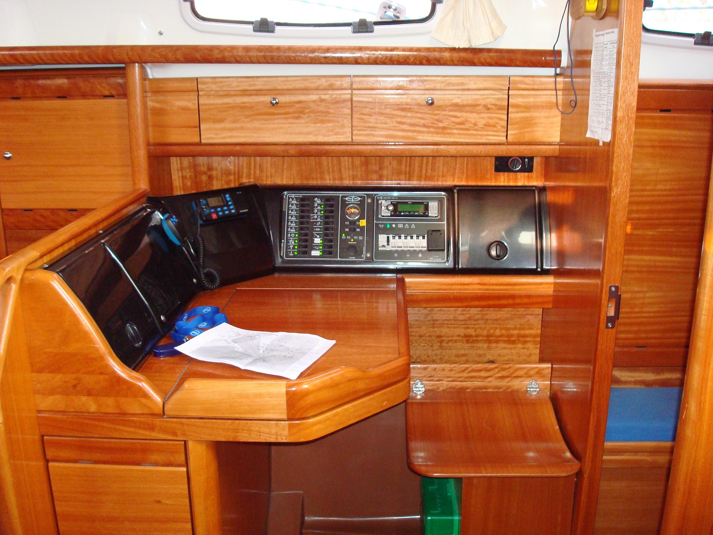 Kajuitzeilboten en Zeiljachten Bavaria 37 Bavaria 37-3 Cruiser foto 6