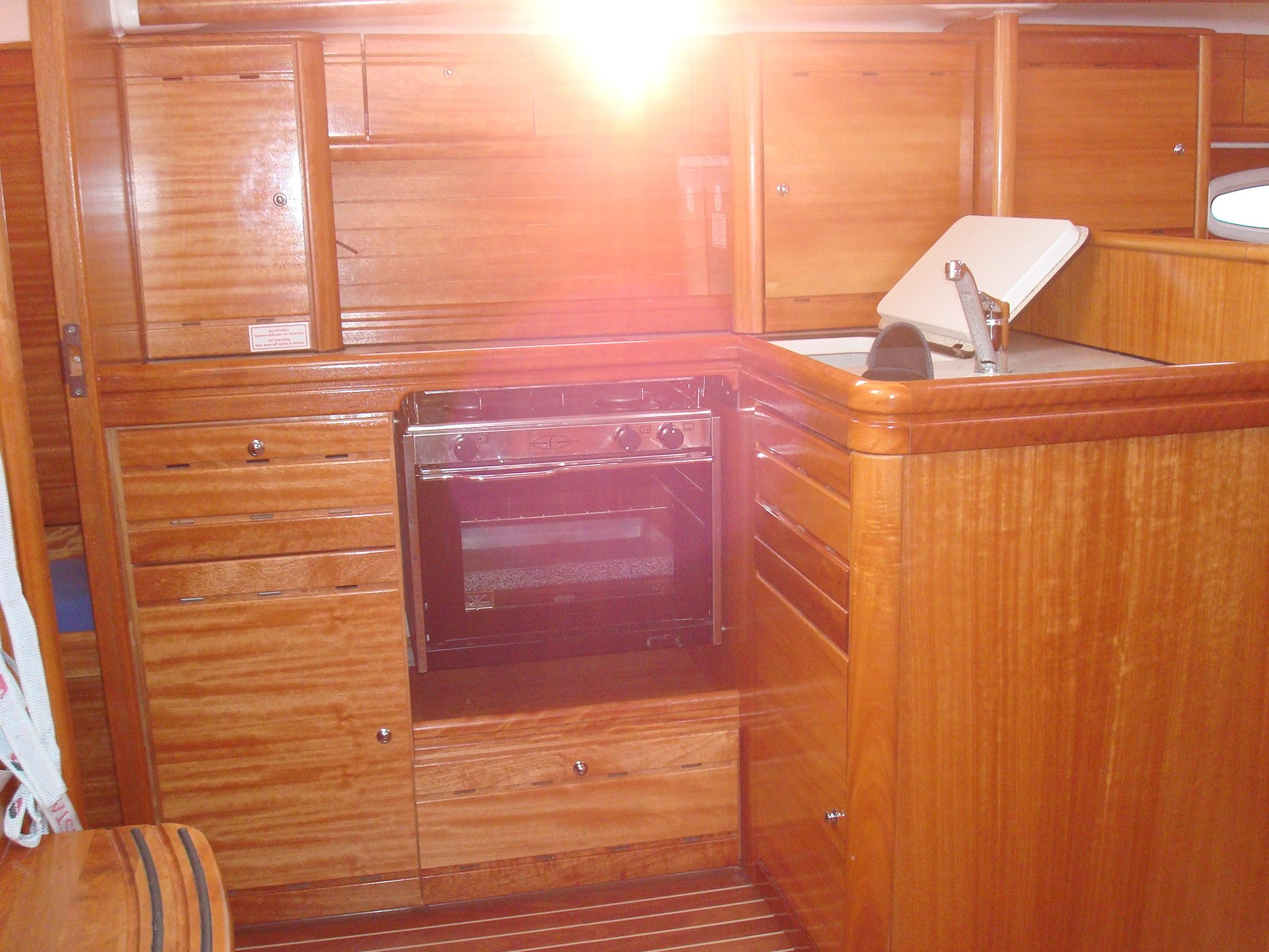 Kajuitzeilboten en Zeiljachten Bavaria 37 Bavaria 37-3 Cruiser foto 7