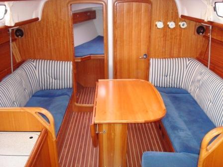 Kajuitzeilboten en Zeiljachten Bavaria 37 Bavaria 37-3 Cruiser foto 2