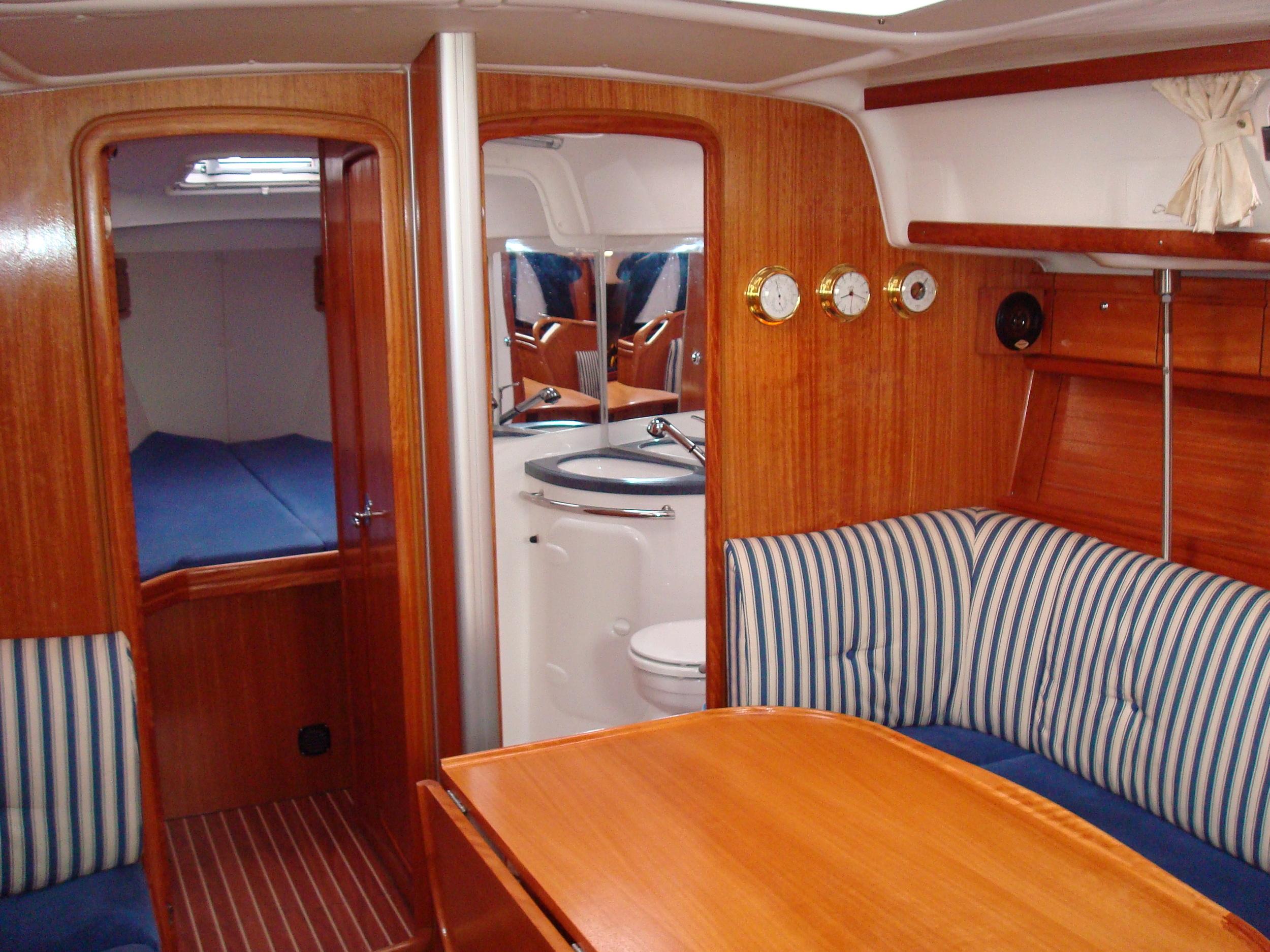 Kajuitzeilboten en Zeiljachten Bavaria 37 Bavaria 37-3 Cruiser foto 3