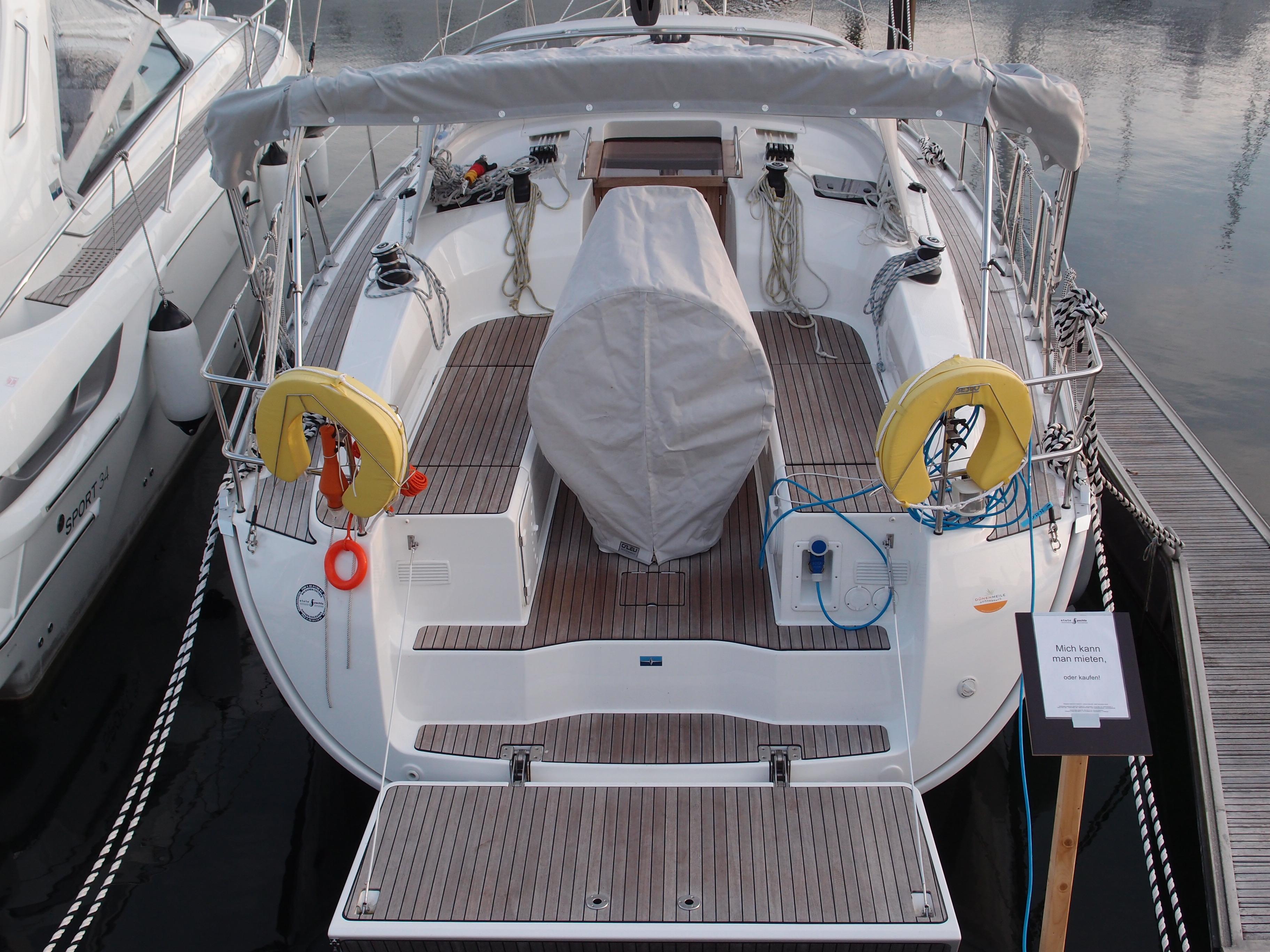 Kajuitzeilboten en Zeiljachten Bavaria 36 Cruiser foto 2