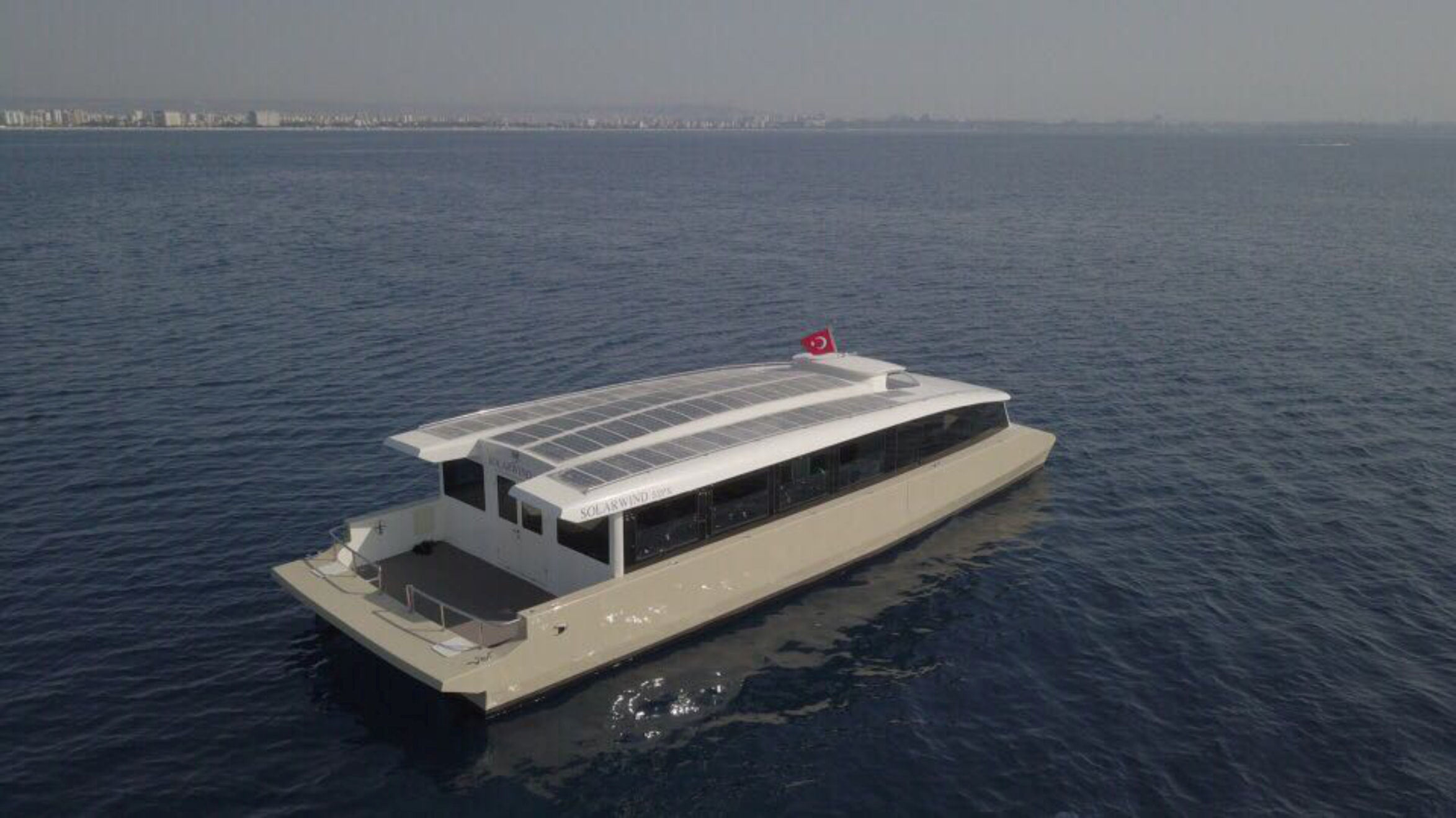 Solarwind 52xp Zero Emission Catamaran