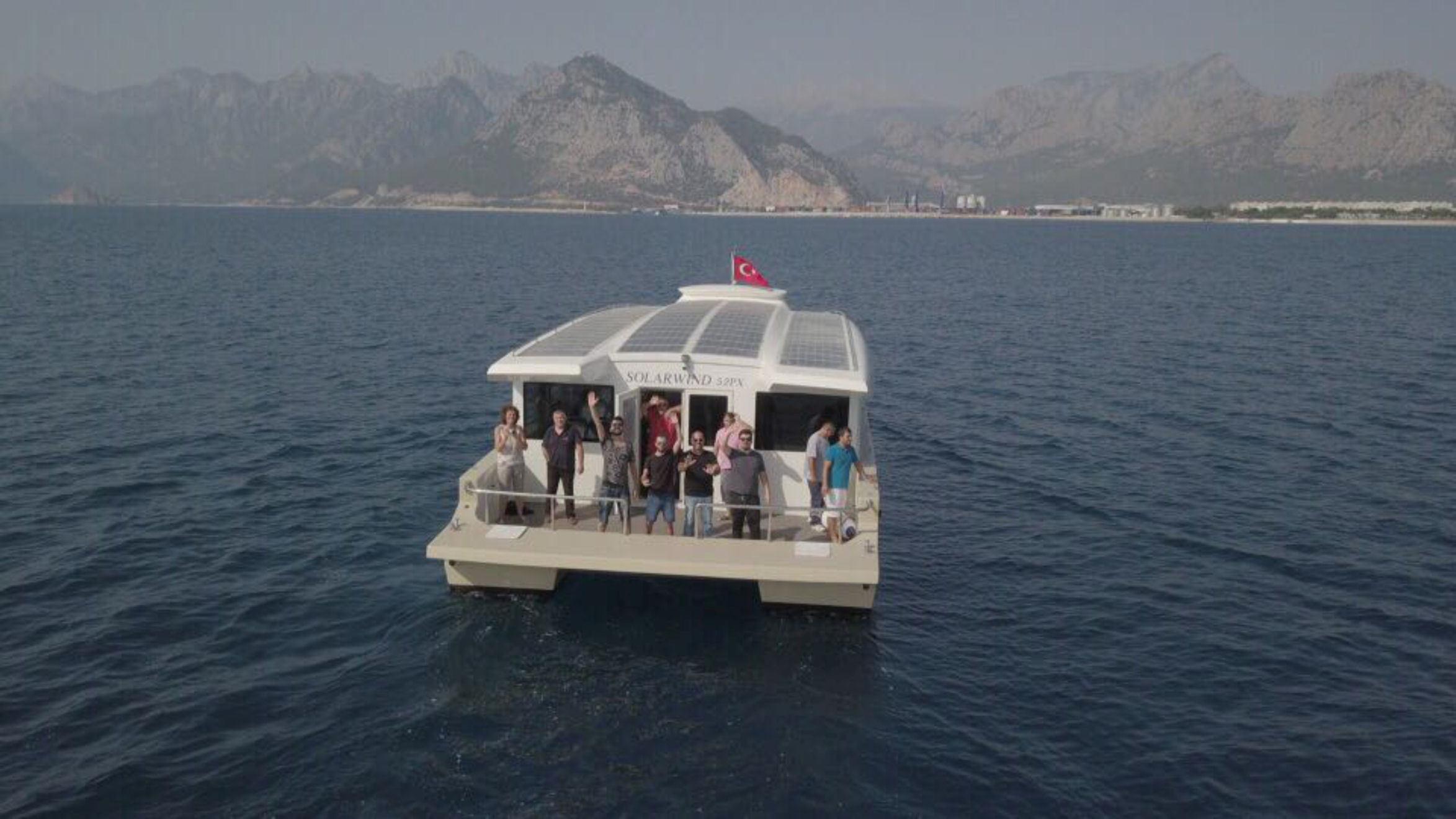 Motorkruisers en Jachten Solarwind 52xp Zero Emission Catamaran foto 2