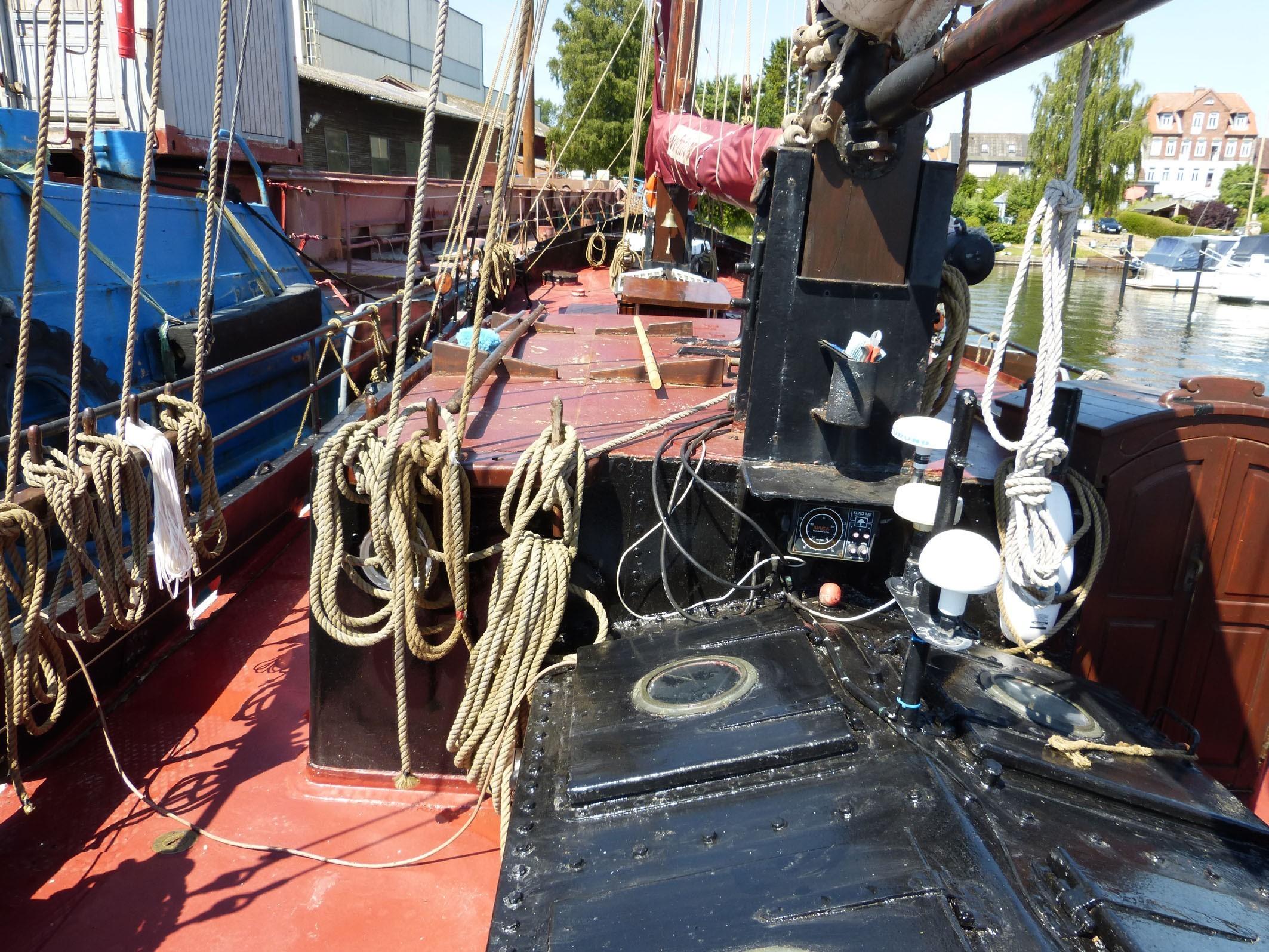 Kajuitzeilboten en Zeiljachten Stylish Traditional Sailing Ship Traditional foto 9