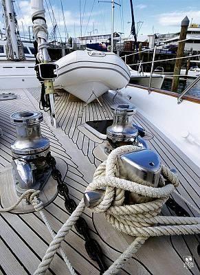 Kajuitzeilboten en Zeiljachten Alloy Yachts Pilothouse foto 5