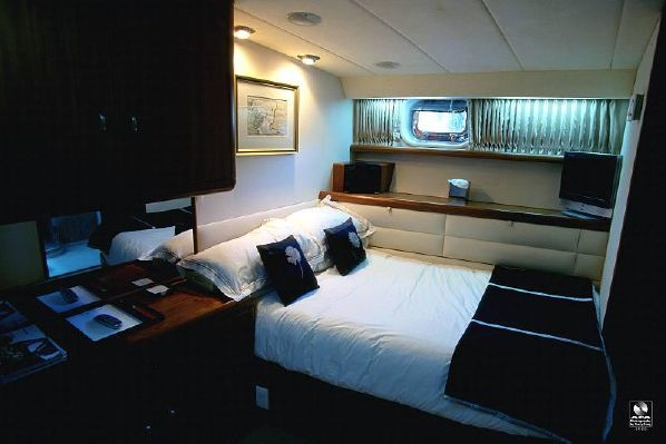 Kajuitzeilboten en Zeiljachten Alloy Yachts Pilothouse foto 8