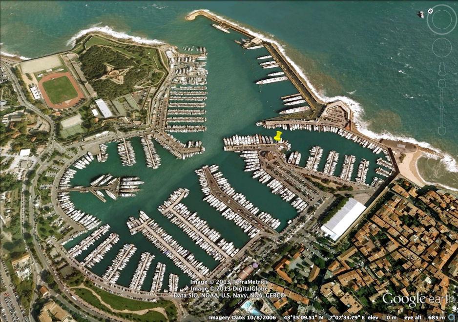 Berth Port Vauban