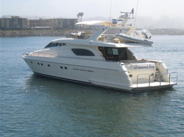 Ferretti Yachts 720 Flybridge
