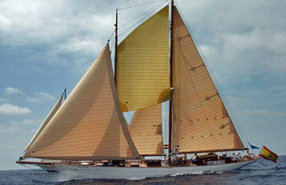 Staysail Schooner
