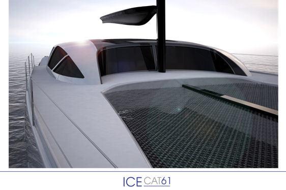 Kajuitzeilboten en Zeiljachten ICE Cat61 foto 5