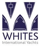 Logo - Whites International Yachts (Mallorca)