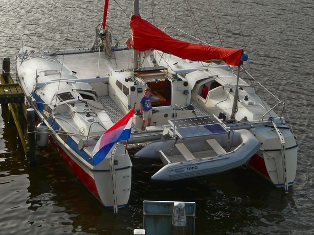 TRT-Catamaran Tc-999