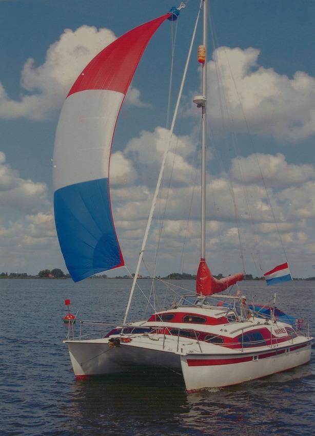 Patterson Catamaran Startwins 31 Ht