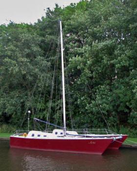 Wadden Catamaran Wadvogel 33
