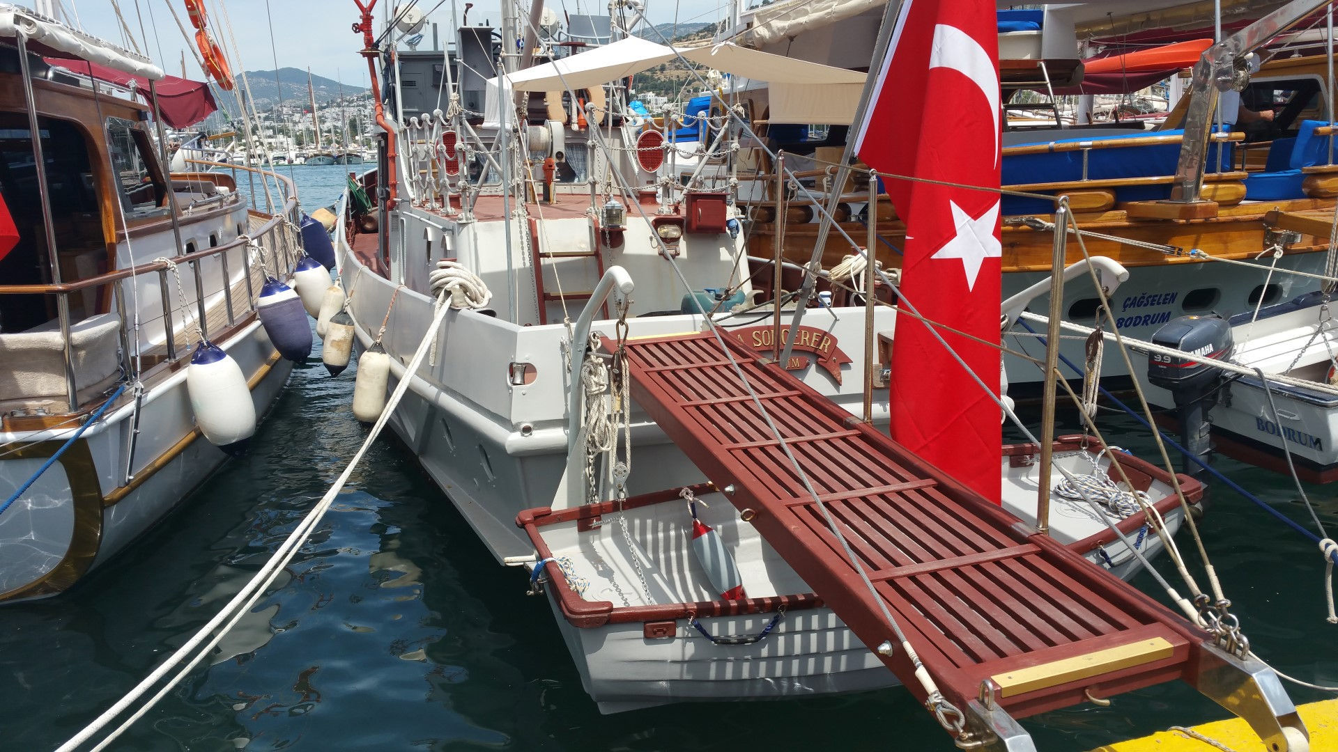 Trawler One Off