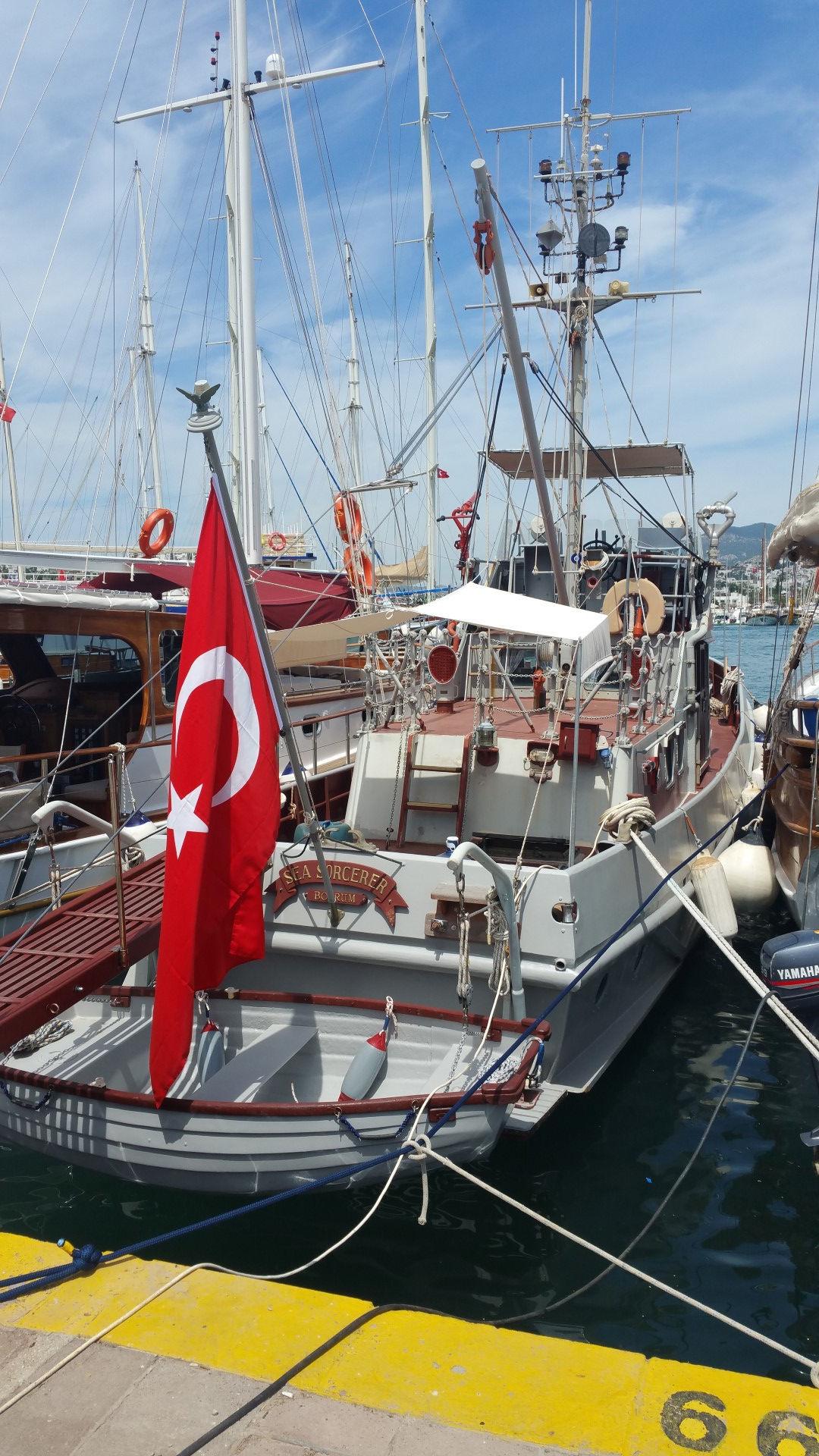 Motorkruisers en Jachten Trawler One Off foto 2
