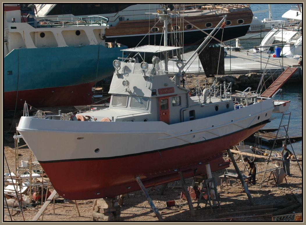 Motorkruisers en Jachten Trawler One Off foto 3