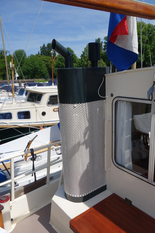 Motorkruisers en Jachten Merwester Trawler foto 4