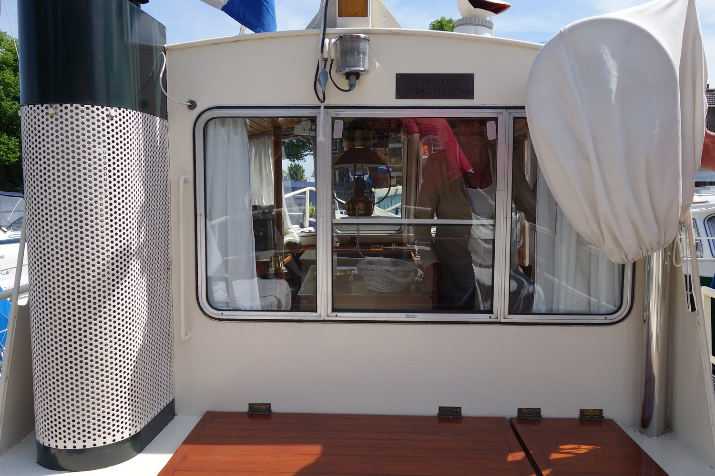 Motorkruisers en Jachten Merwester Trawler foto 6