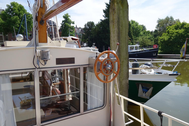 Motorkruisers en Jachten Merwester Trawler foto 7