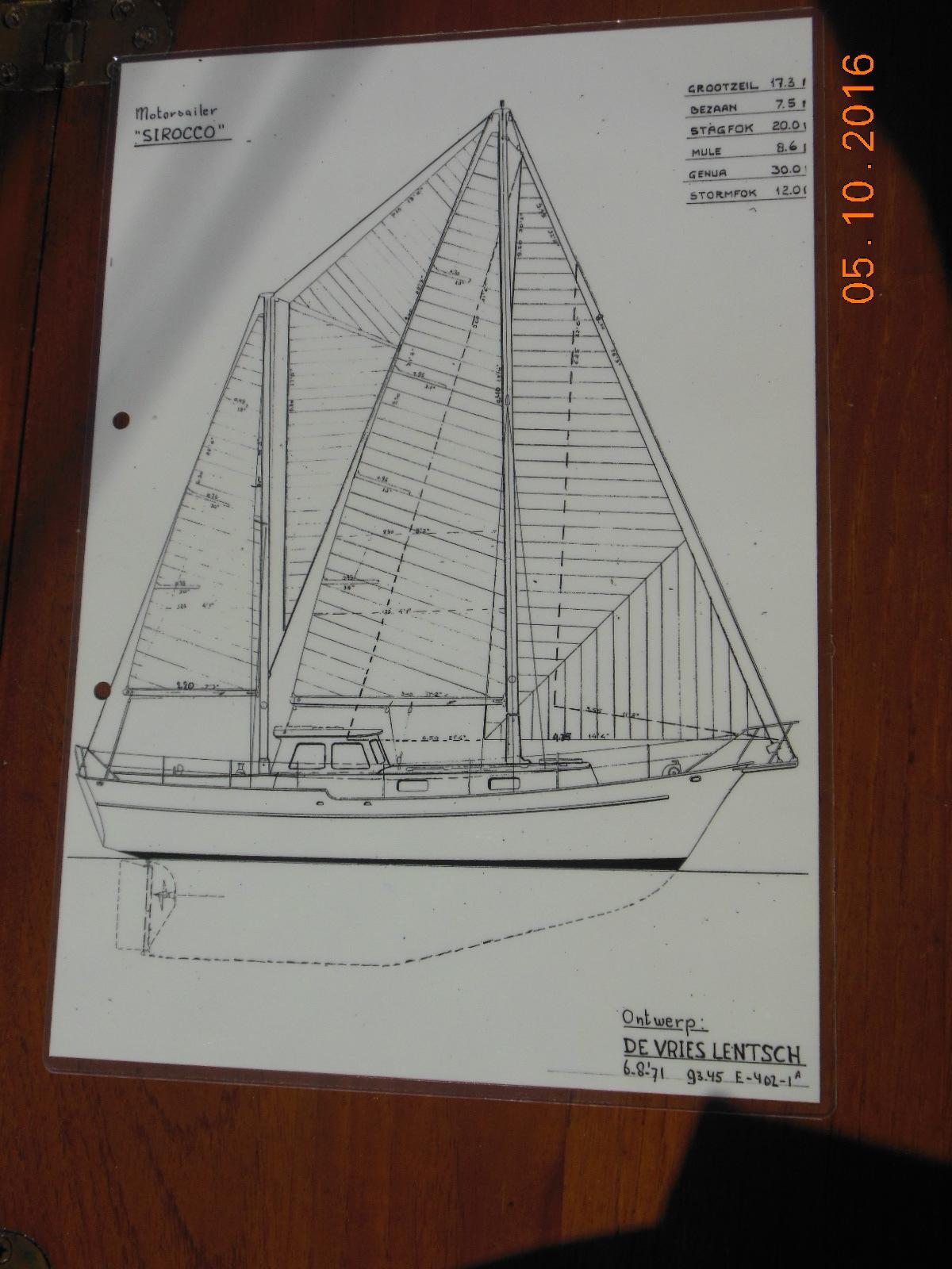 Kajuitzeilboten en Zeiljachten De Vries Lentsch 11.40 Ms foto 3