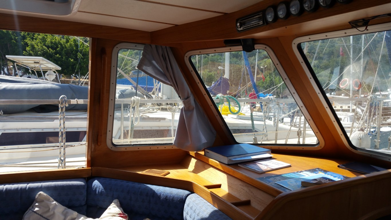 Kajuitzeilboten en Zeiljachten Nauticat 38 foto 10