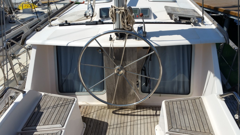Kajuitzeilboten en Zeiljachten Nauticat 38 foto 2