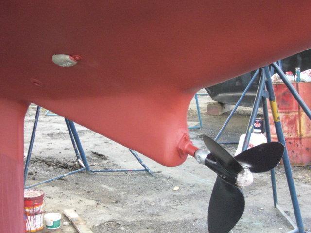 Kajuitzeilboten en Zeiljachten Phantom 39 foto 9