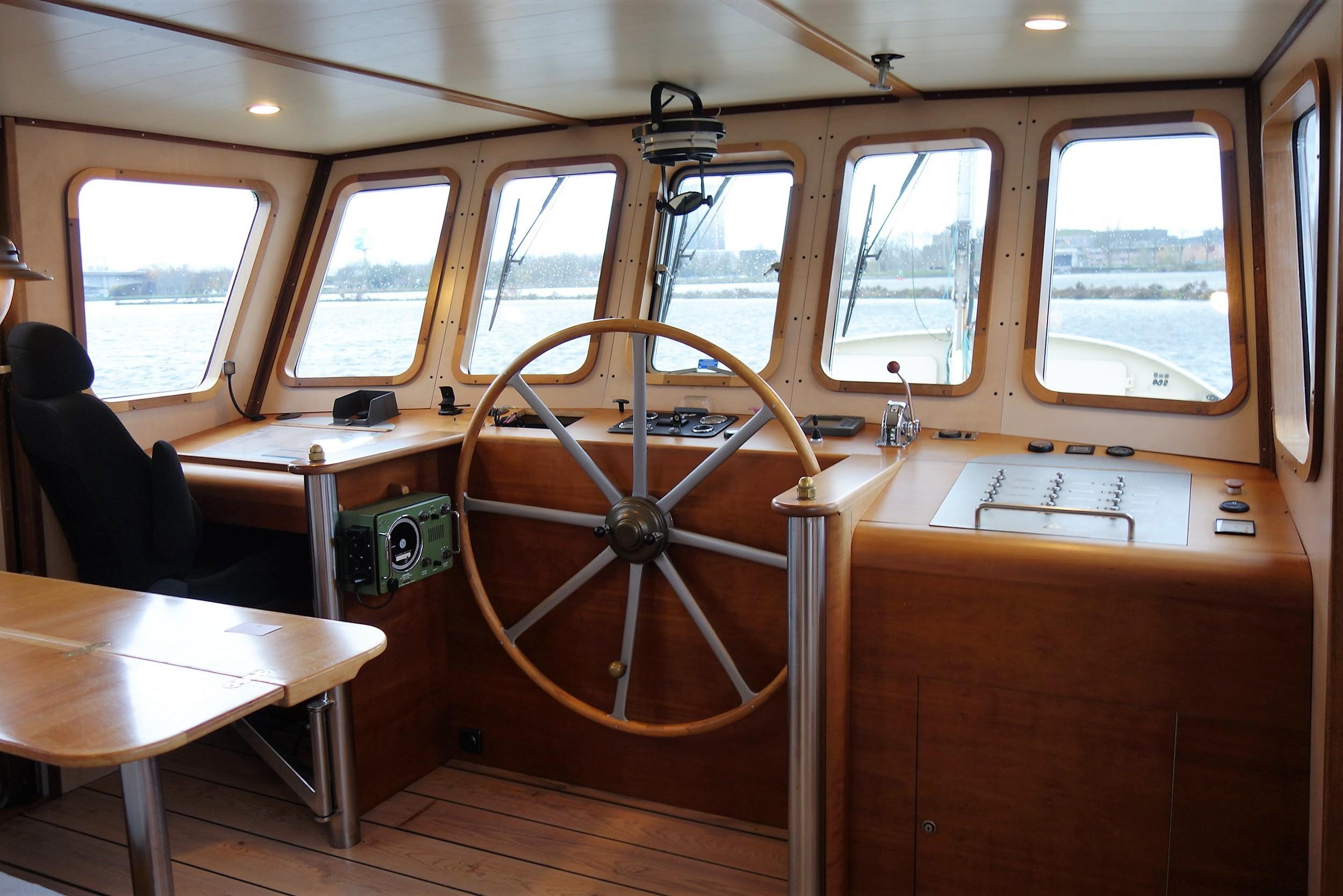 Motorkruisers en Jachten Bekebrede Trawler Flevolution 1750 foto 5