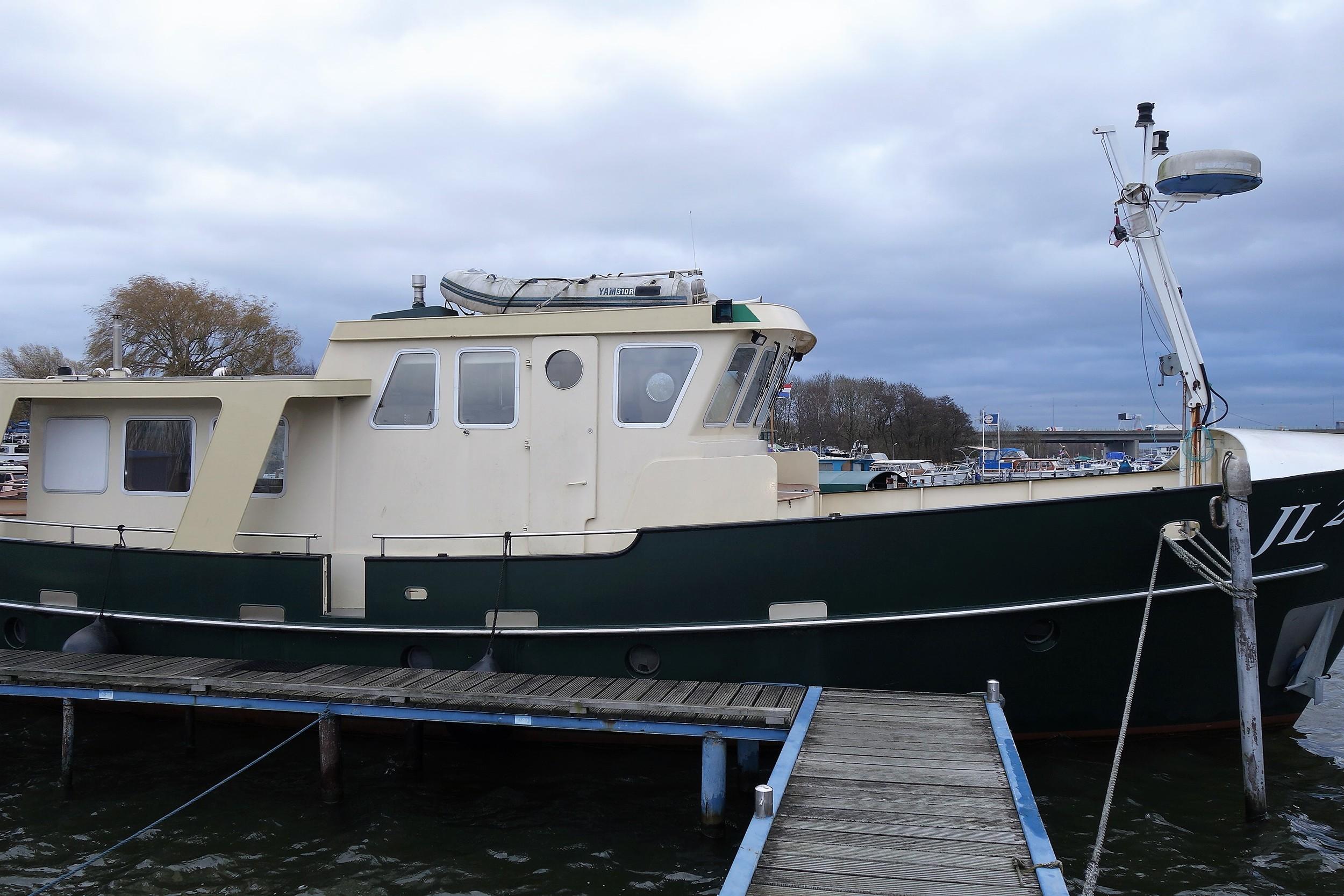 Motorkruisers en Jachten Bekebrede Trawler Flevolution 1750 foto 3