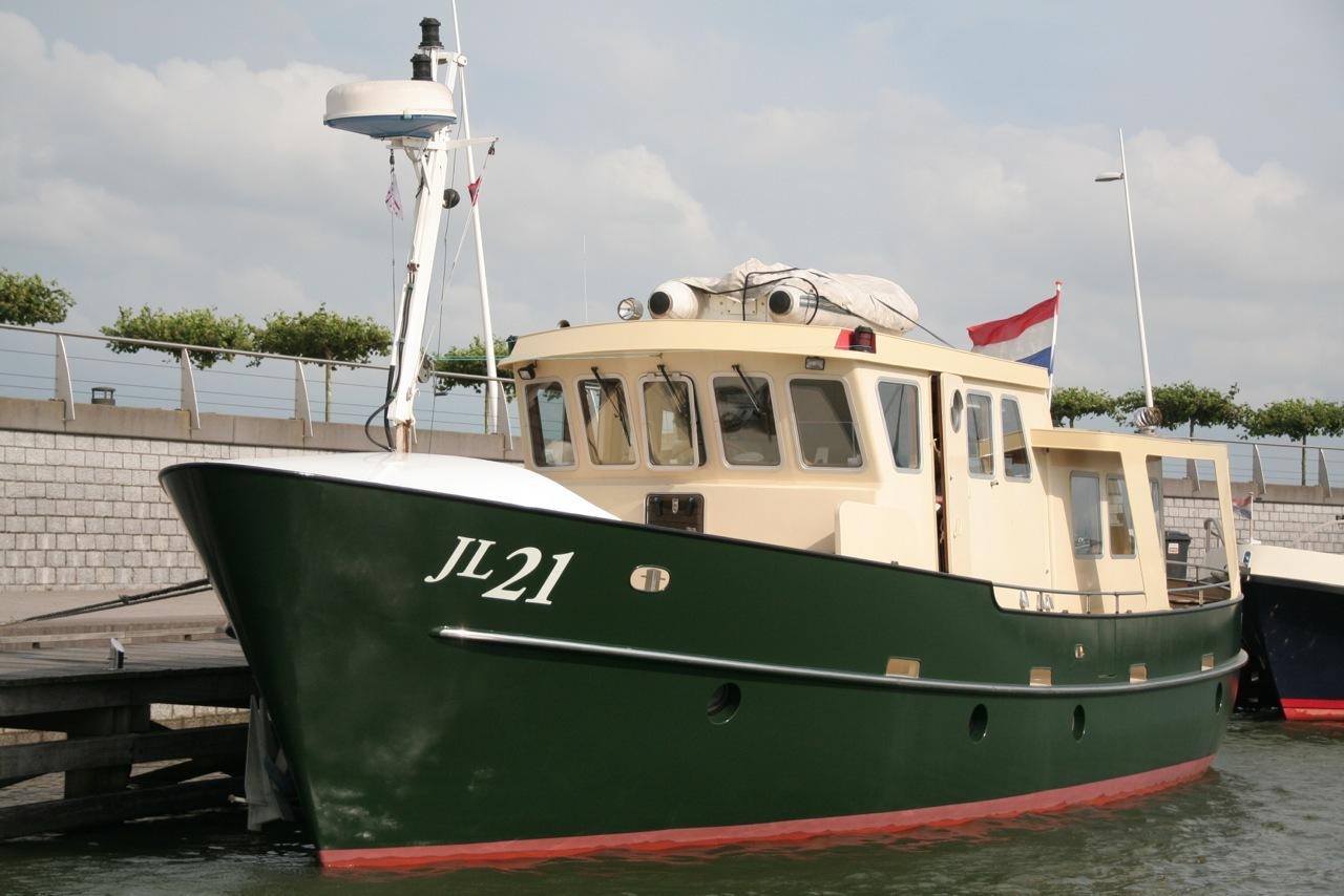 Bekebrede Trawler Flevolution 1750