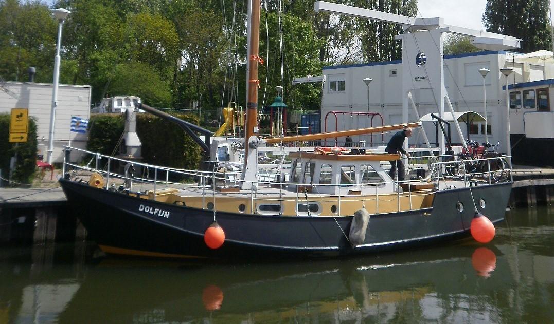 Kajuitzeilboten en Zeiljachten Super Scheldeschouw Met Campagnedek foto 5