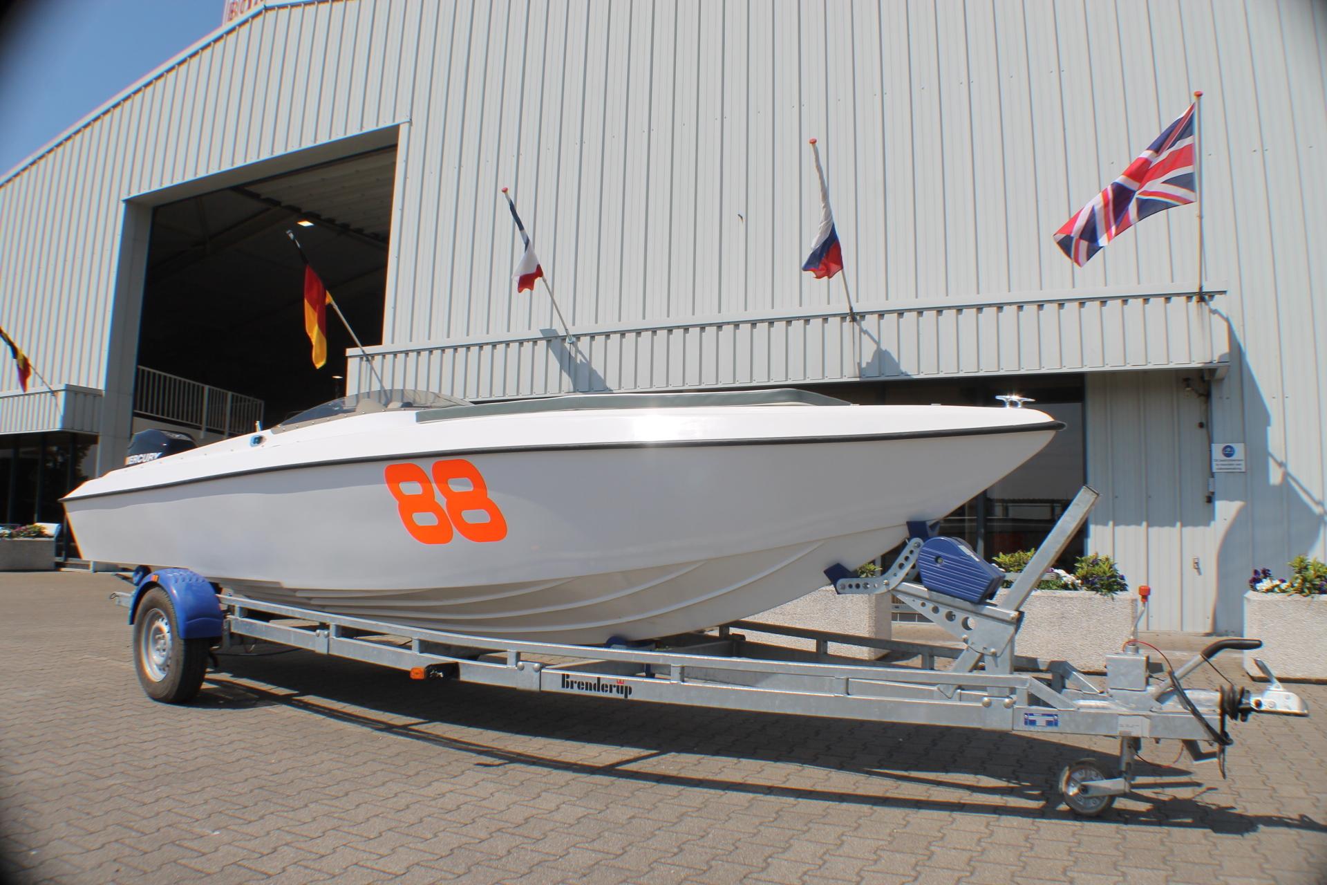 Motorkruisers en Jachten Tom-Car-Boats Tintorera foto 2