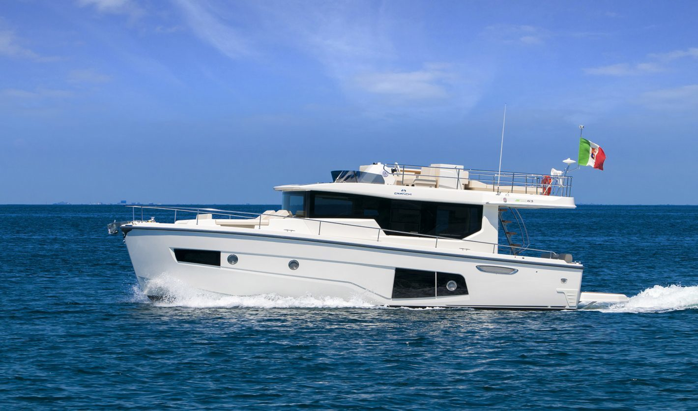 Cranchi Eco Trawler 40 Long Distance