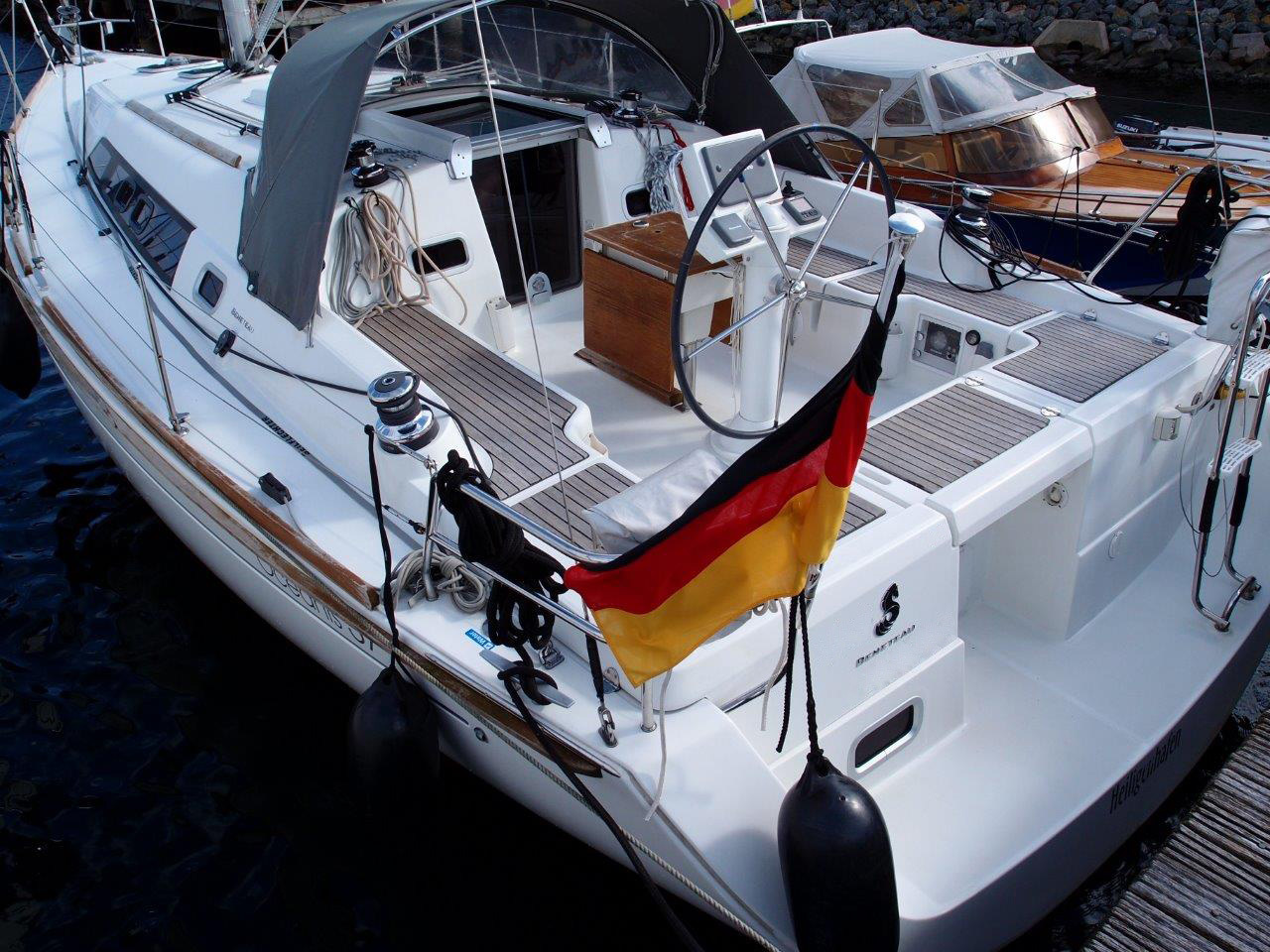 Kajuitzeilboten en Zeiljachten Beneteau Oceanis 37 Oceanis 37 foto 2