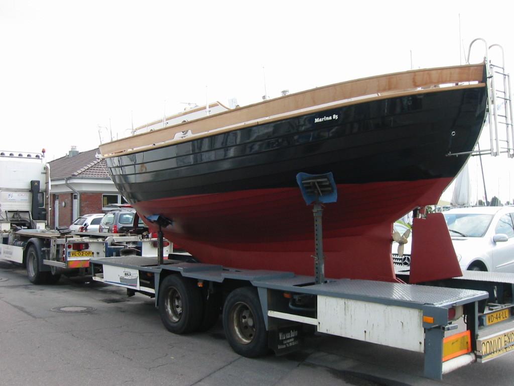 Kajuitzeilboten en Zeiljachten Marina 85 Marina 85 foto 10