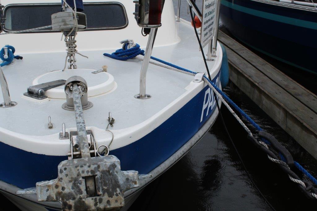 Kajuitzeilboten en Zeiljachten Finnclipper 35 Finnclipper 35 foto 5