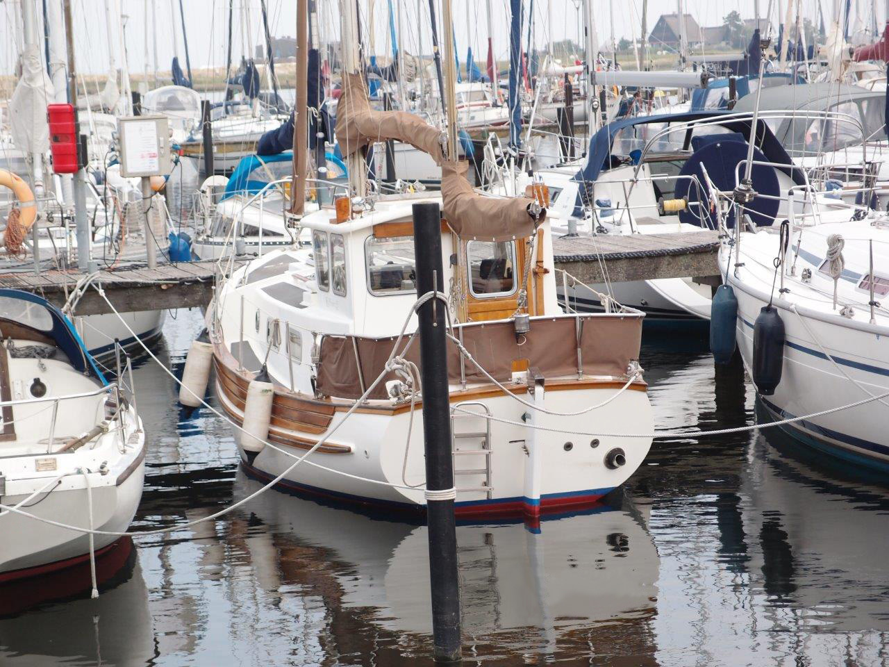 Kajuitzeilboten en Zeiljachten Fisher 25 Fisher 25 foto 3