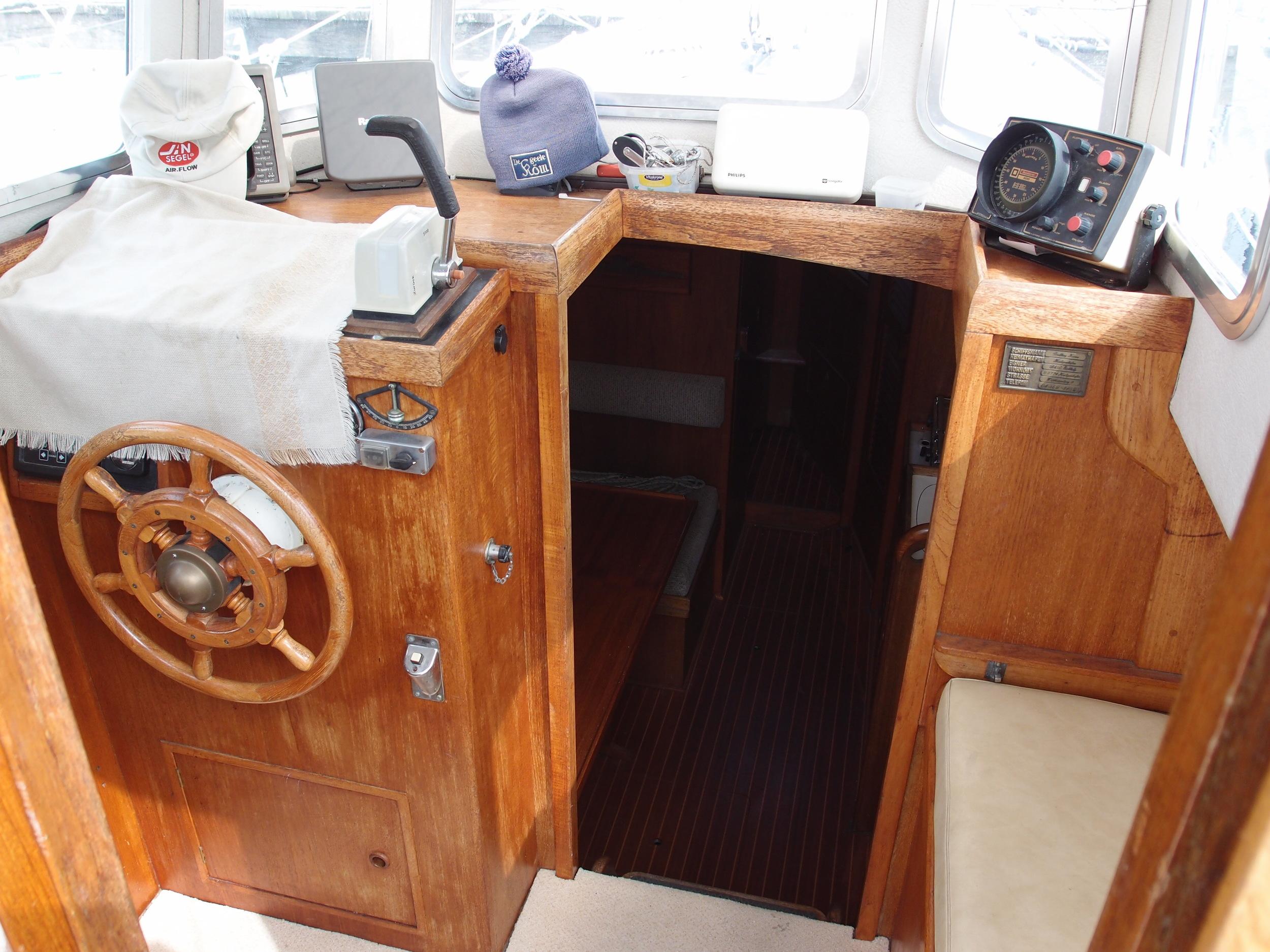 Kajuitzeilboten en Zeiljachten Fisher 25 Fisher 25 foto 4
