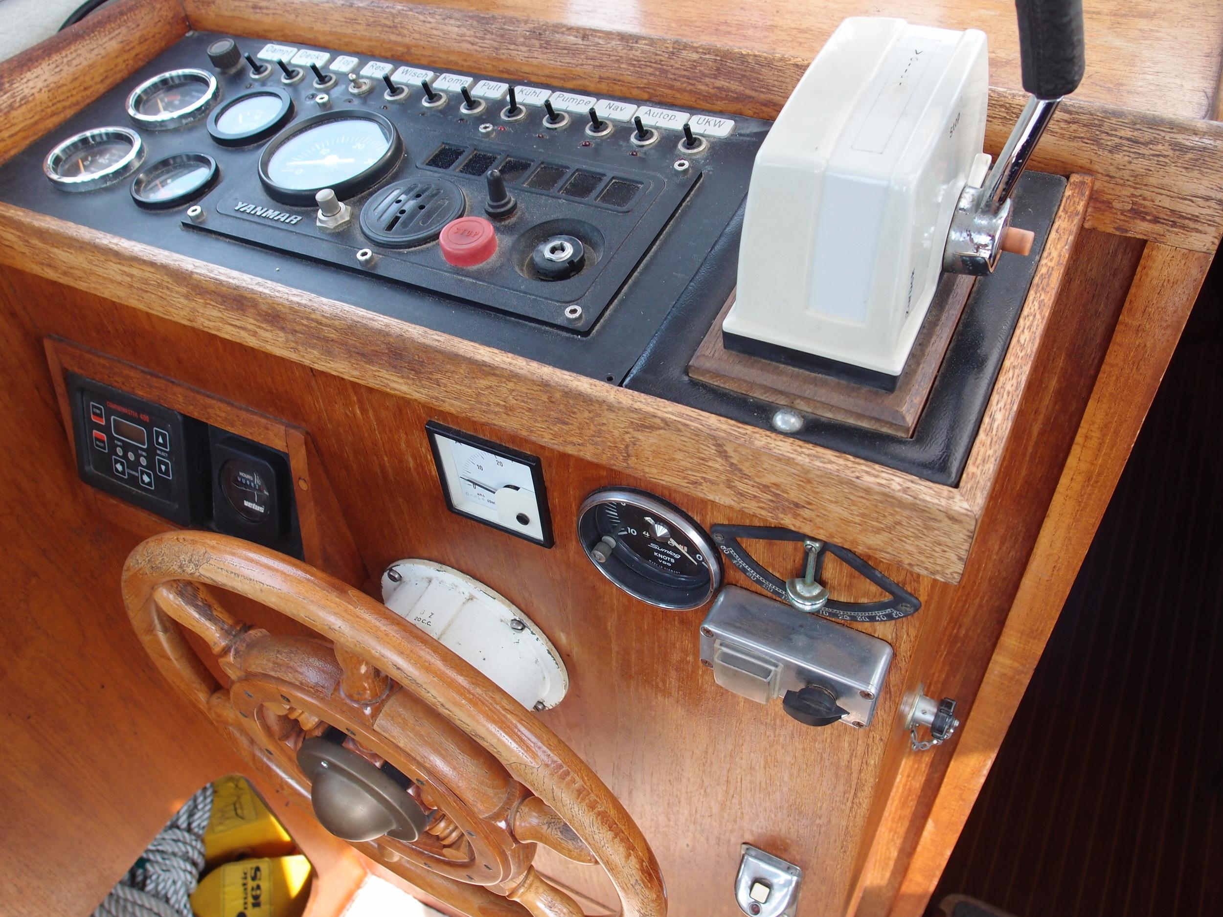 Kajuitzeilboten en Zeiljachten Fisher 25 Fisher 25 foto 9