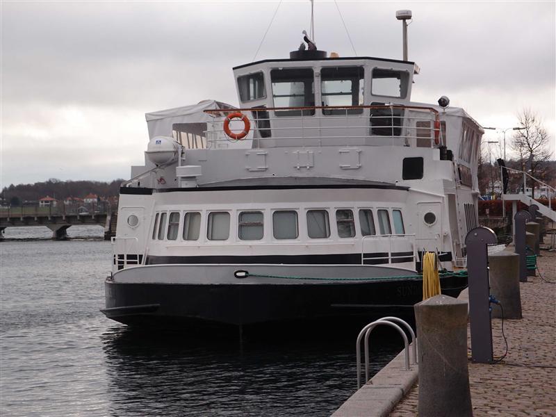 Woonschip, Wohnschiff, Hausboot, Restaurant, Live Aboard Vessel