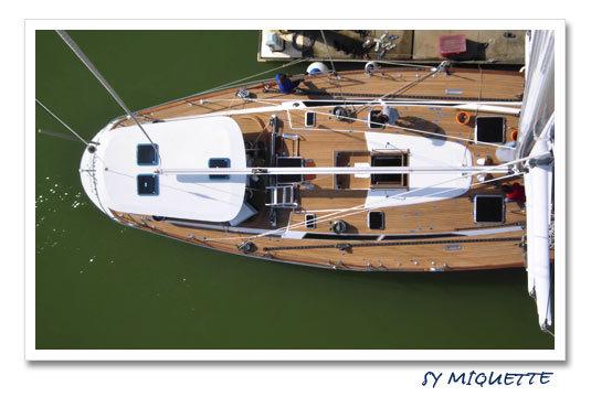 Kajuitzeilboten en Zeiljachten David Pedrick Sailing Yacht foto 2