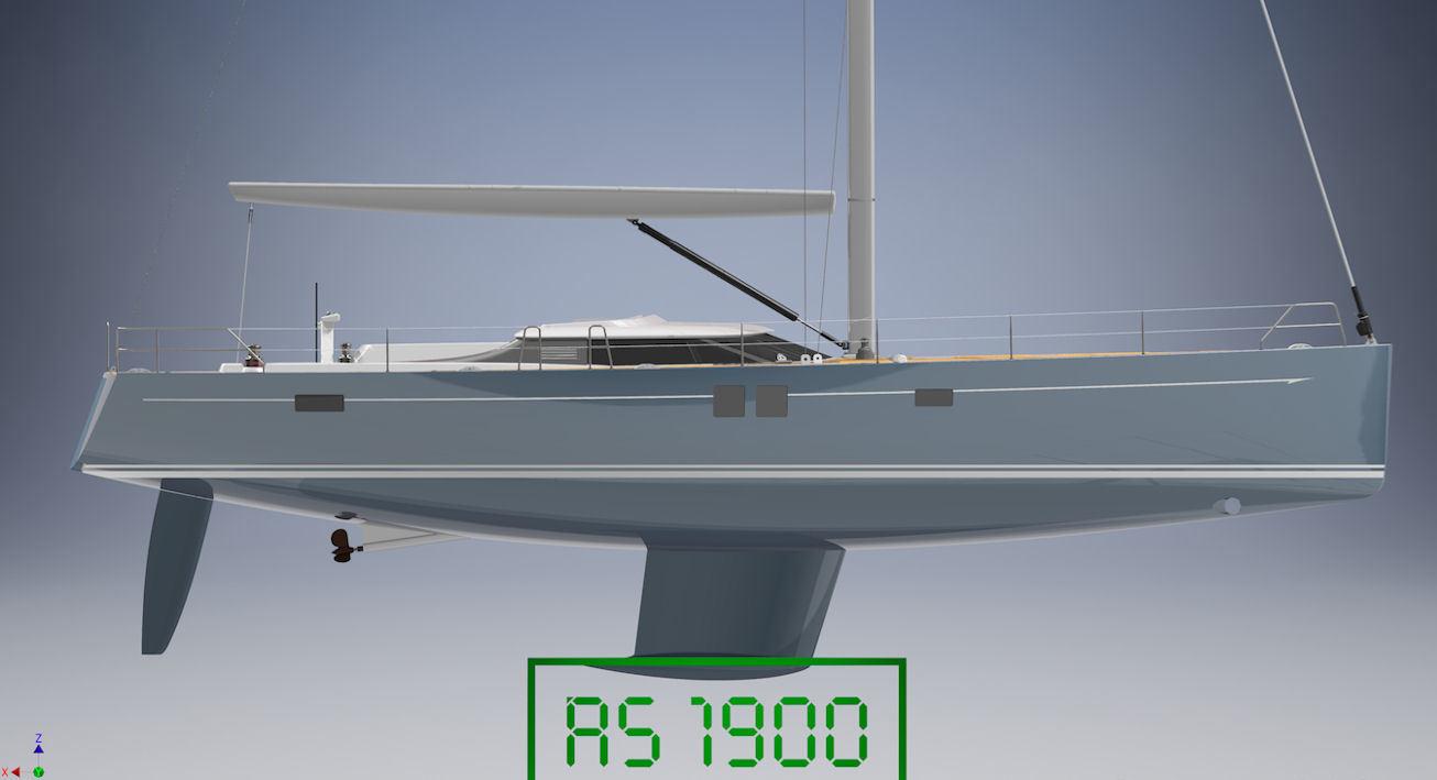 Kajuitzeilboten en Zeiljachten RSC 1900 foto 10