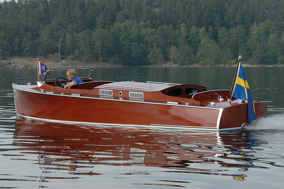 Chris Craft 26 Runaboat