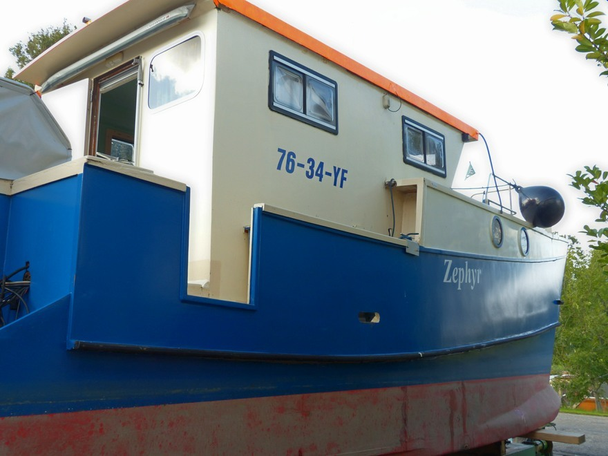Motorkruisers en Jachten Wavepiercer Catamaran Zephyr foto 6