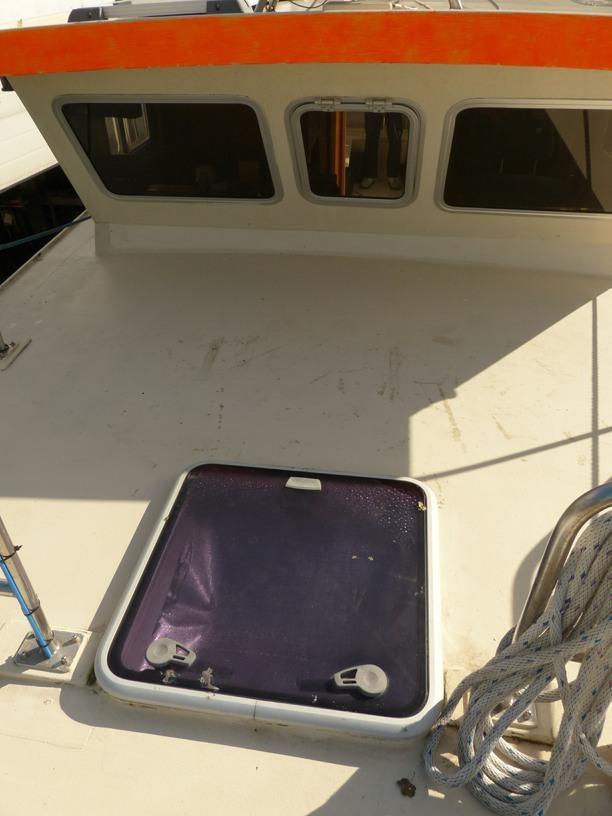 Motorkruisers en Jachten Wavepiercer Catamaran Zephyr foto 10