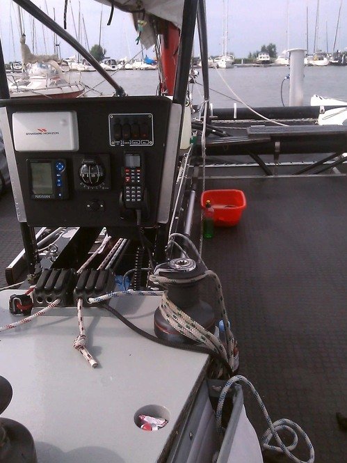 Kajuitzeilboten en Zeiljachten McGregor 36' Trailerbare Catamaran foto 5
