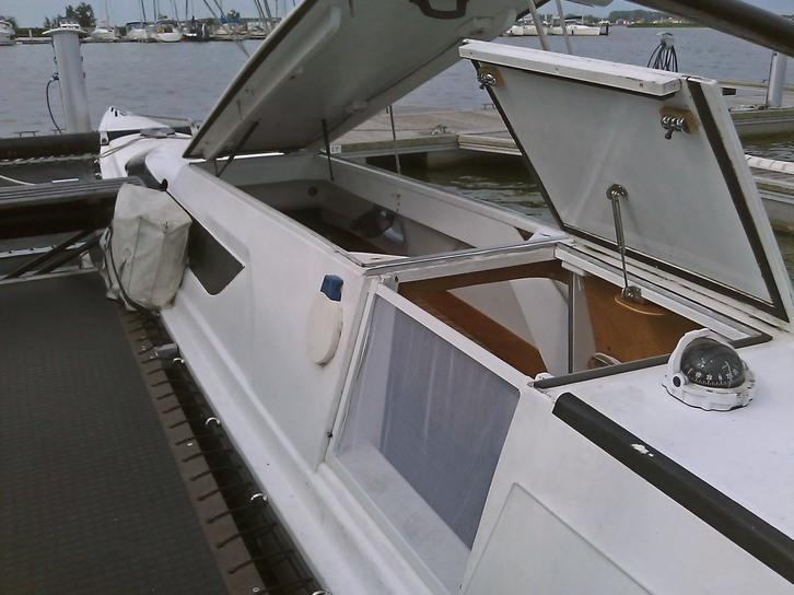 Kajuitzeilboten en Zeiljachten McGregor 36' Trailerbare Catamaran foto 8