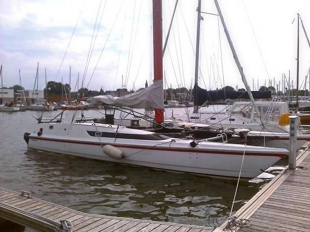 McGregor 36' Trailerbare Catamaran