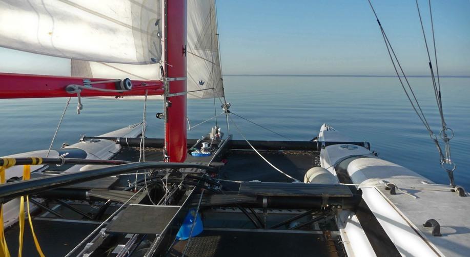 Kajuitzeilboten en Zeiljachten McGregor 36' Trailerbare Catamaran foto 3